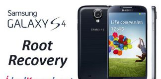 Samsung Galaxy S4 Root Yapma + Recovery Mod Yükleme