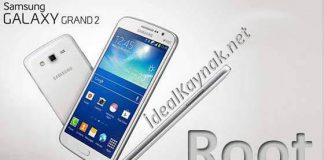 Samsung GALAXY Grand 2 Root Yapma + Recovery Mod Yükleme