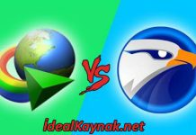 internet download manager idm için en iyi Alternatif - EagleGet