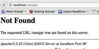 The requested URL was not found on this server hatası çözümü