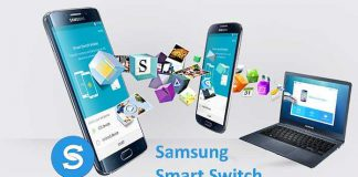 Samsung Smart Switch Kullanımı